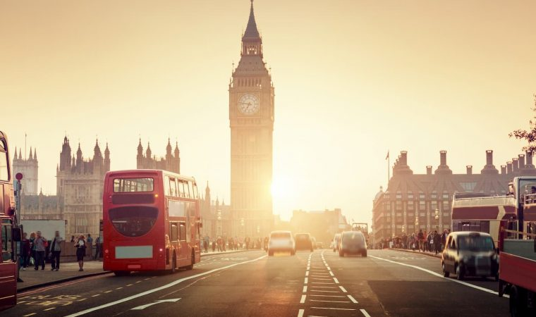 visiter london