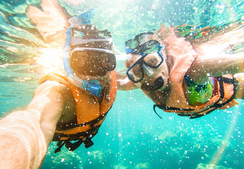 meilleurs spots de snorkeling dans le monde