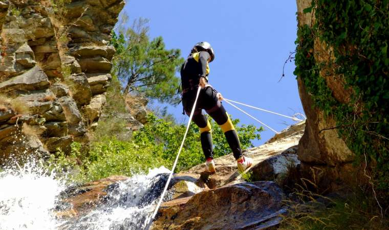 où faire du canyoning en france